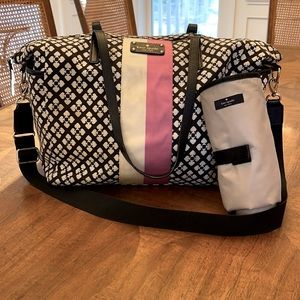Kate Spade Diaper Bag/Tote. Used in good condition. Priced to Sell!